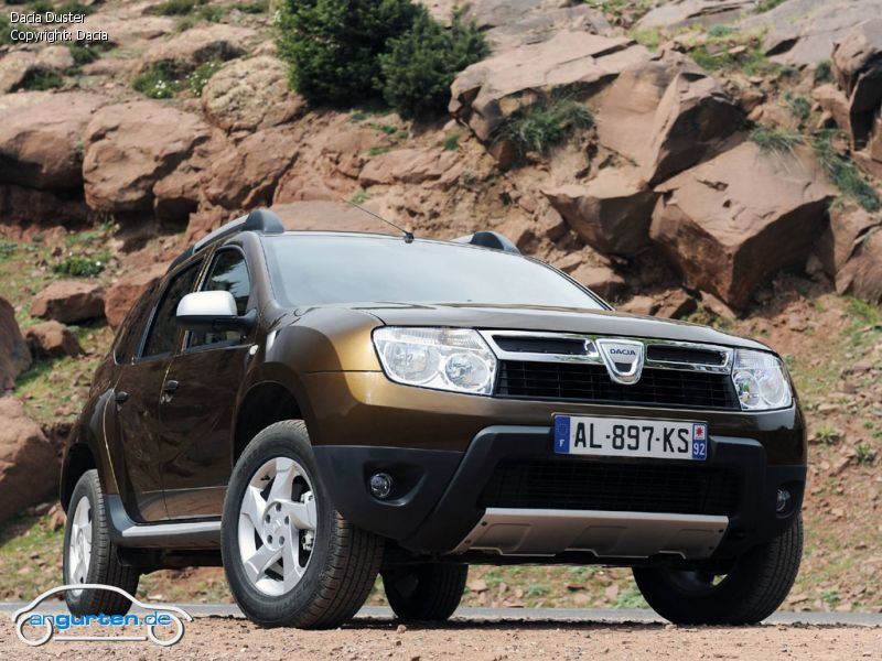 dacia duster fotos bilder. Black Bedroom Furniture Sets. Home Design Ideas