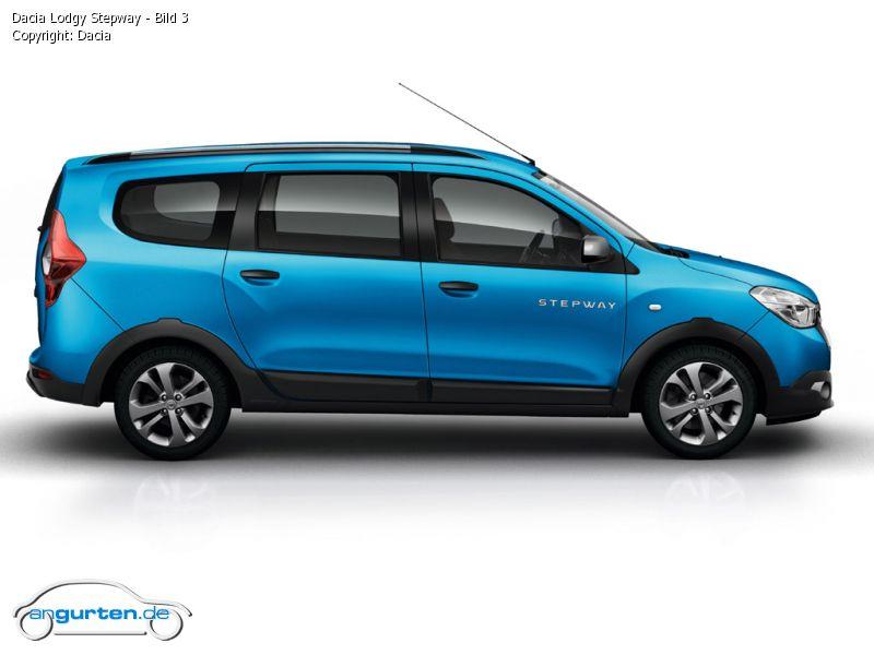 Dacia Lodgy Stepway - Fotos & Bilder