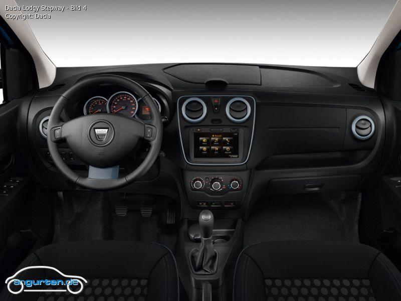 Dacia Lodgy Stepway Fotos Amp Bilder