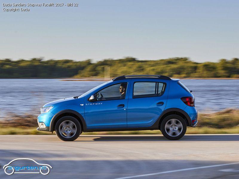 Dacia Sandero Stepway 2013 Fotos Amp Bilder