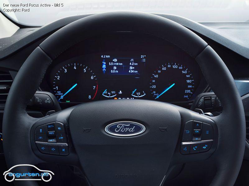 Ford Focus Active Fotos Amp Bilder
