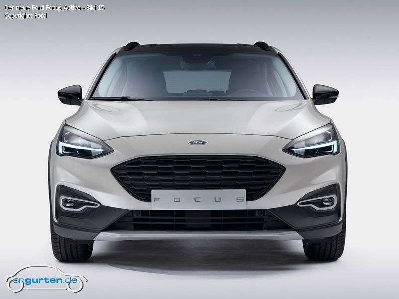 Ford Focus Active Fotos Amp Bilder