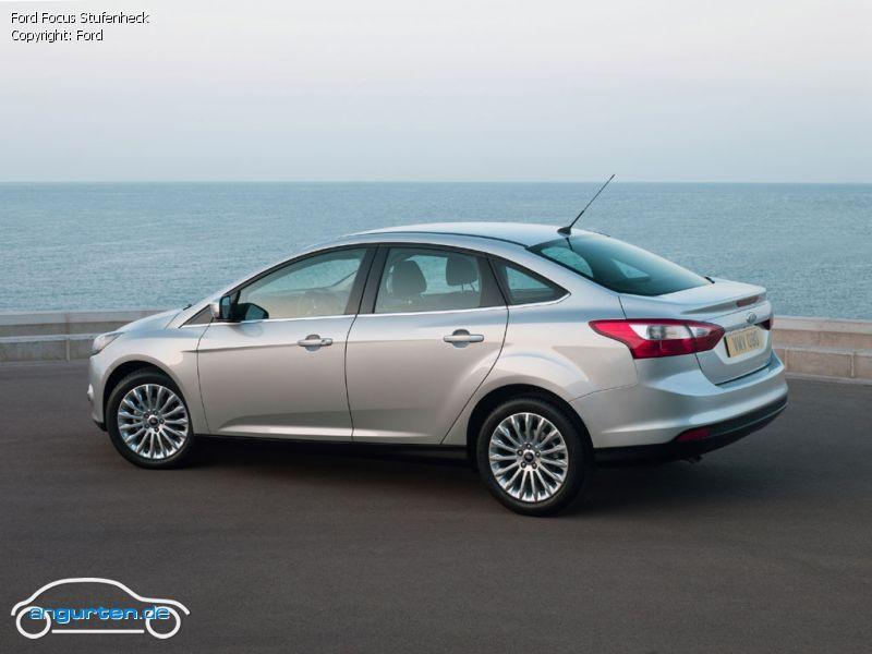Foto Bild Ford Focus Stufenheck Angurten De