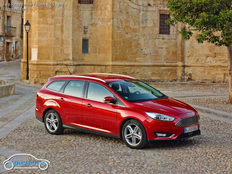 foto ford focus turnier facelift 2015 bild 9 bilder ford focus turnier facelift 2015. Black Bedroom Furniture Sets. Home Design Ideas