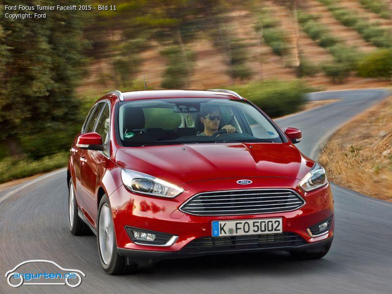 Ford Focus Turnier - Fotos & Bilder