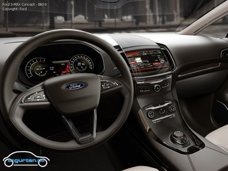 Ford S Max Ii Fotos Amp Bilder
