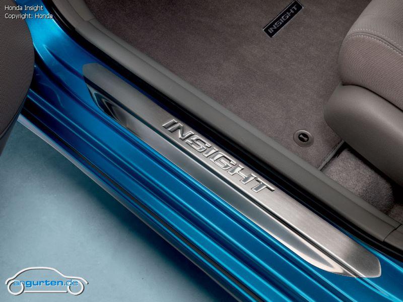 Foto Honda Insight Bilder Honda Insight Bildgalerie