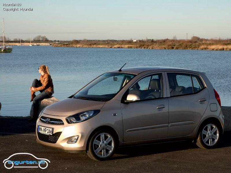 Hyundai I10 Fotos Amp Bilder