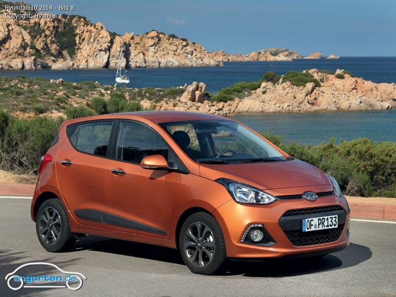 Hyundai I10 2014 Fotos Amp Bilder