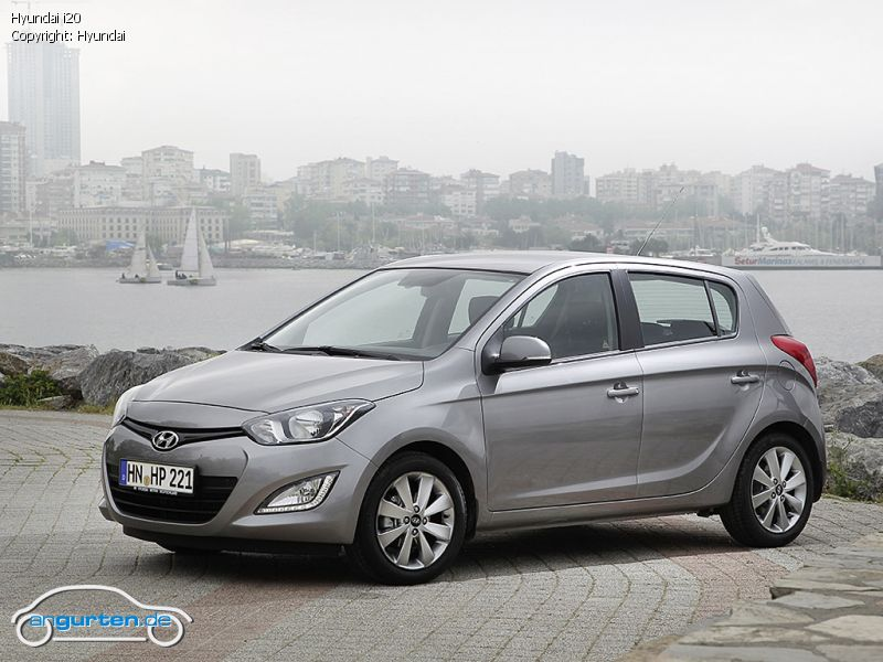 Hyundai i20 - Fotos & Bilder