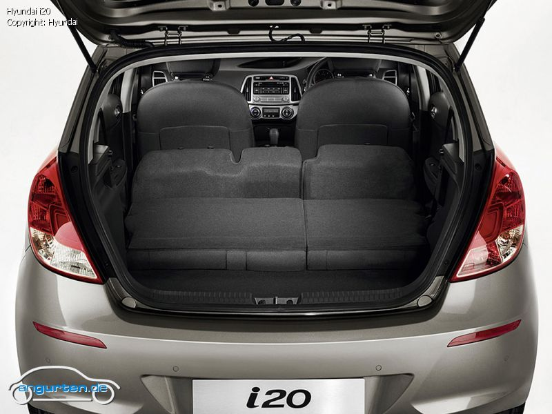 Hyundai I20 Fotos Amp Bilder