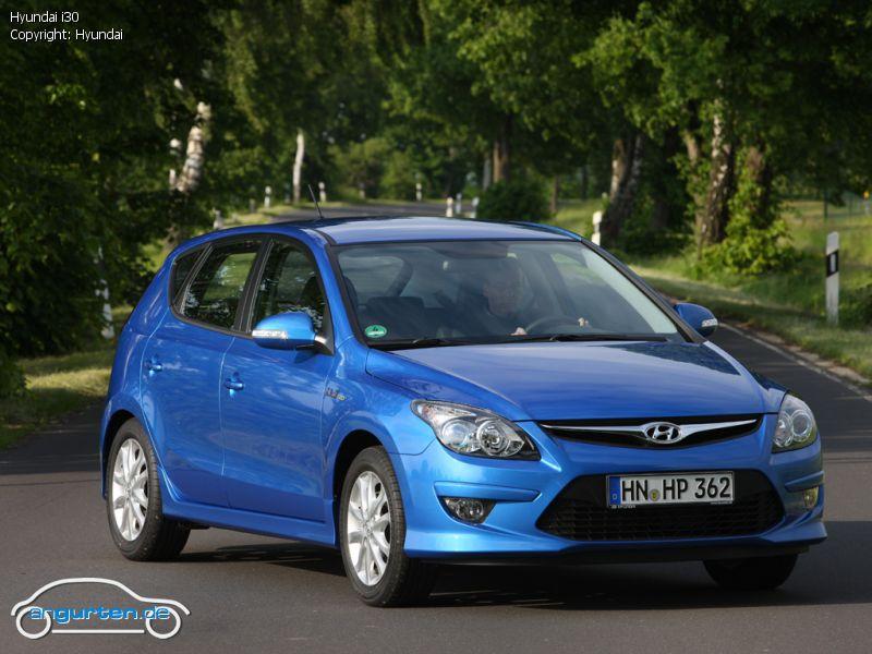 Foto Hyundai I30 Bilder Hyundai I30 Bildgalerie Bild 1