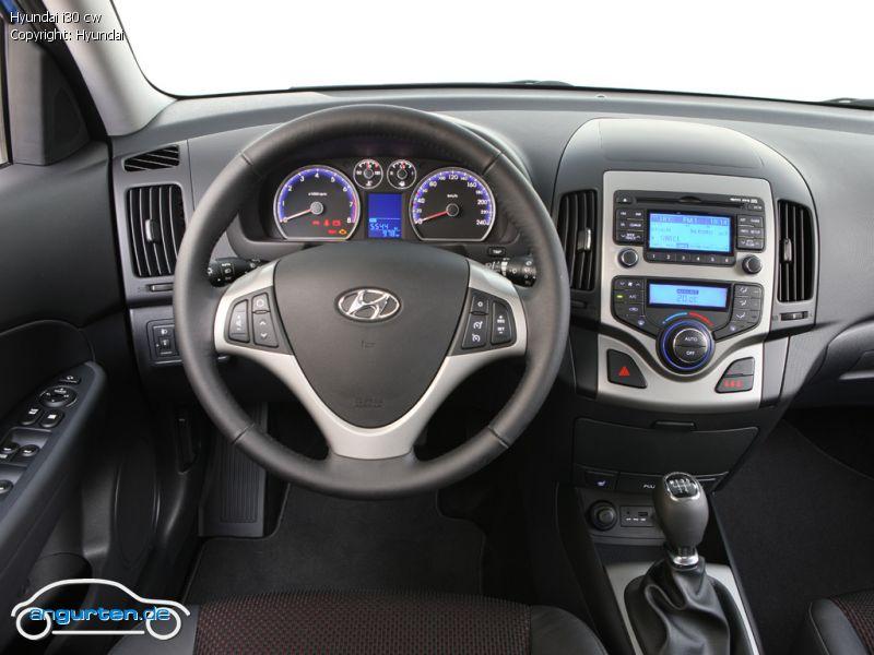 Hyundai I30cw Fotos Amp Bilder