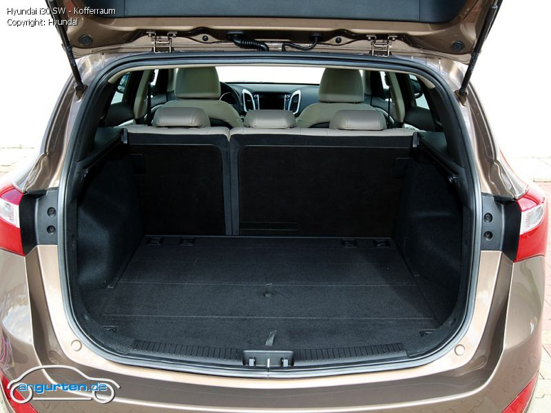 Hyundai i30cw Kombi - Fotos & Bilder