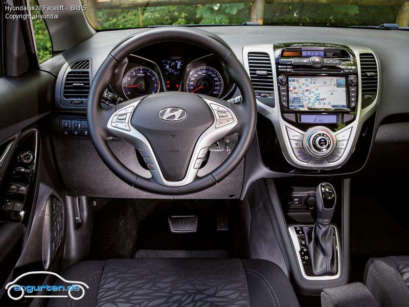 Hyundai ix20 - Fotos & Bilder
