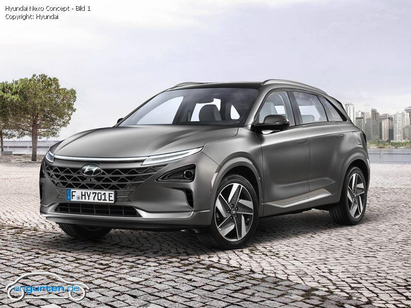 Foto (Bild): Hyundai Nexo Concept - Bild 1 (angurten.de)