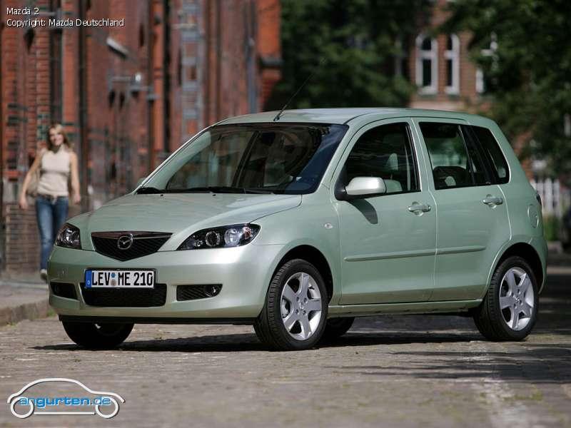 Mazda Zoom Zoom >> Foto Mazda 2 - Bilder Mazda 2 - Bildgalerie (Bild 5)