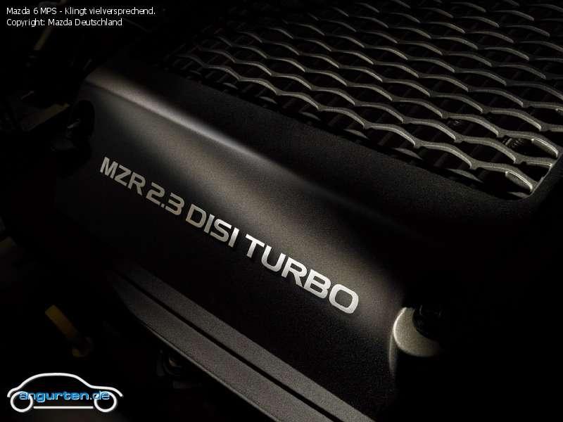 Mazda Zoom Zoom >> Foto Mazda 6 MPS - Klingt vielversprechend. - Bilder Mazda 6 MPS - Bildgalerie (Bild 16)