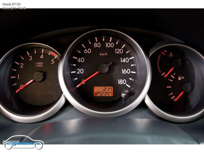 Mazda обновила пикап BT-50.