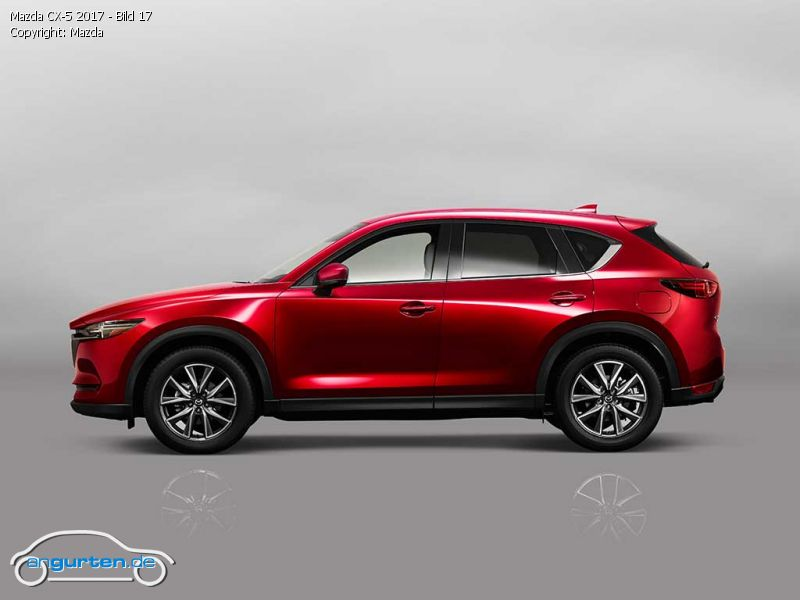 mazda cx 5 2017 fotos bilder. Black Bedroom Furniture Sets. Home Design Ideas