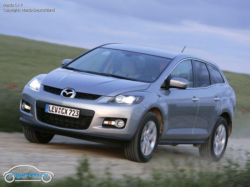 Mazda Cx 7 Top Car Release 2019 2020