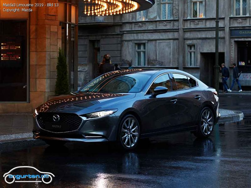 Mazda Mazda3 Limousine 2019 Fotos Amp Bilder