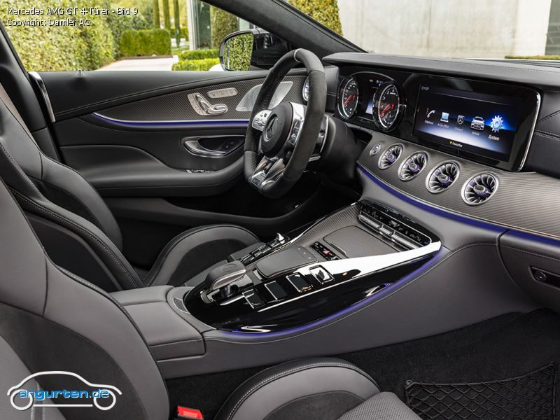 Mercedes Benz Amg Gt 4 T 252 Rer Fotos Amp Bilder