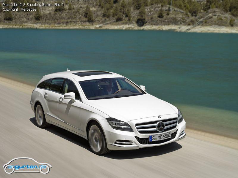 Mercedes Cls  Amg Test