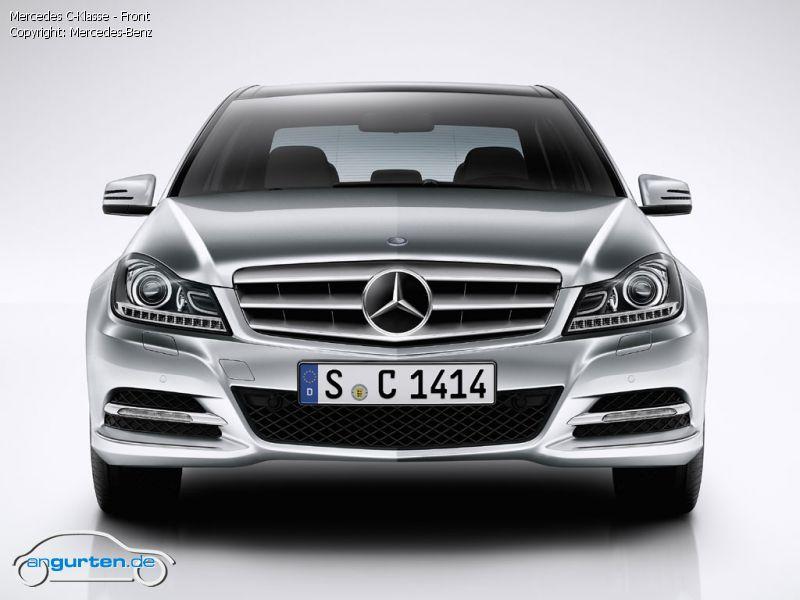 Mercedes Benz C Klasse Limousine W 204 Fotos Amp Bilder