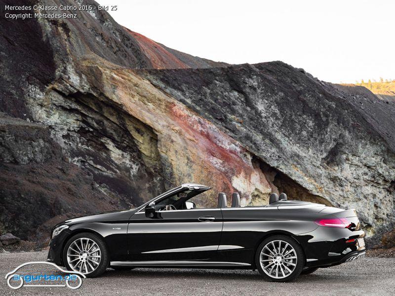 Mercedes Benz C Klasse Cabrio A 205 Fotos Amp Bilder