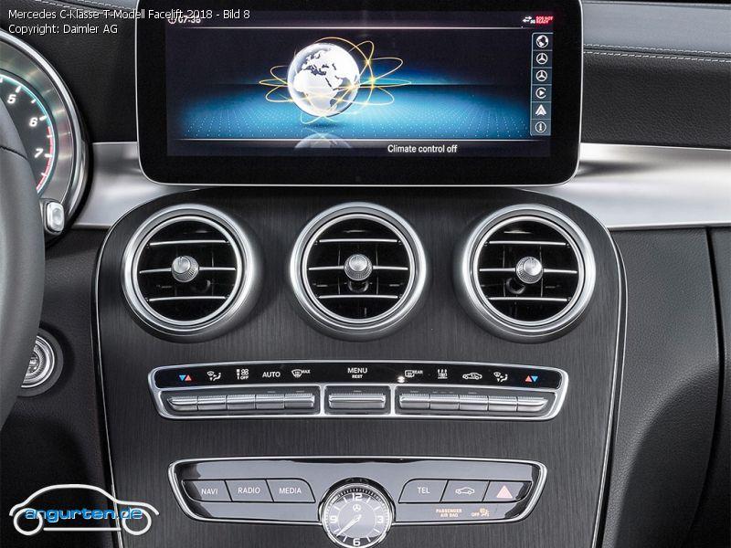 Mercedes Benz C Klasse T Modell S 205 Fotos Amp Bilder
