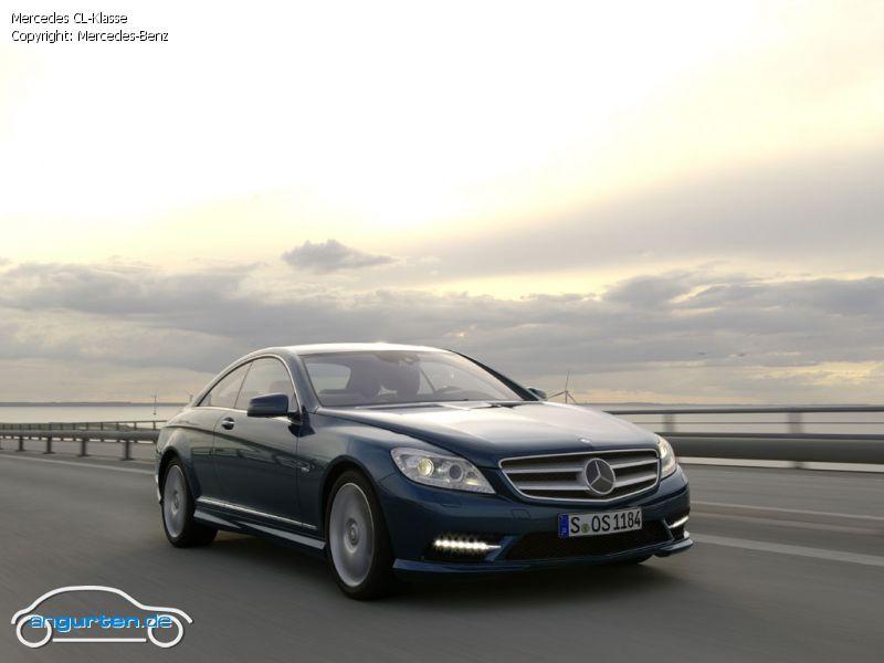 Mercedes Klasse Cl