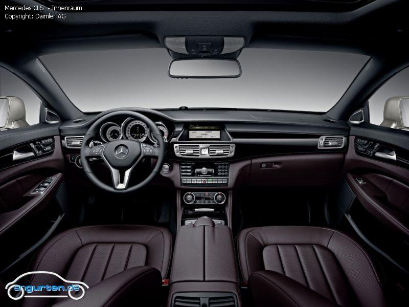 Cls  Mercedes Benz