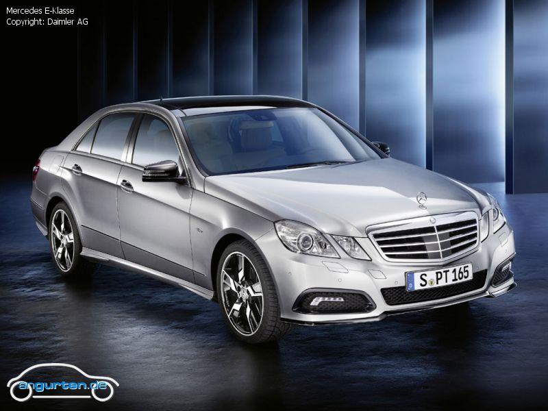 Mercedes Benz E Kllasse