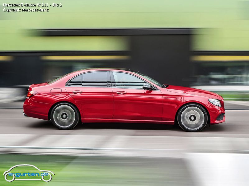 Mercedes Benz E Klasse Limousine W 213 Fotos Amp Bilder