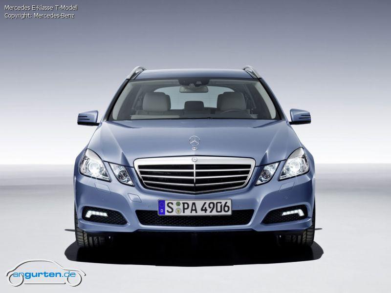 Mercedes E  T