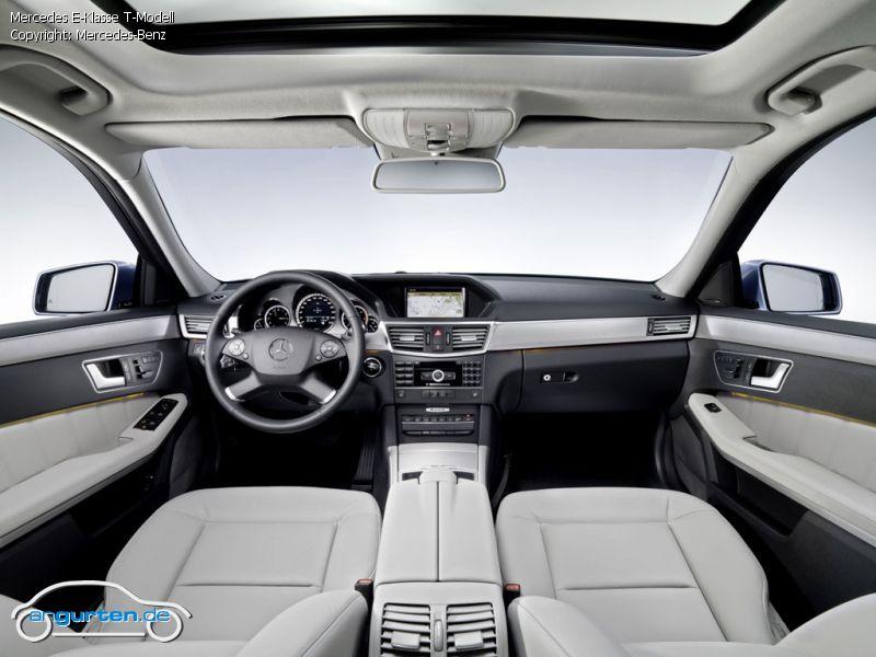 Foto Mercedes E Klasse T Modell Bilder Mercedes Benz E