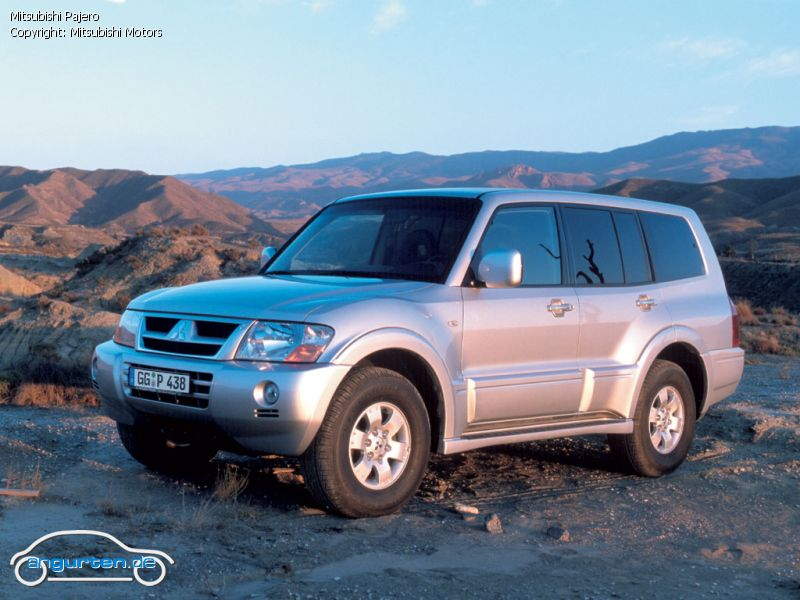 Sale of Mitsubishi Pajero » Find Cars in Your City