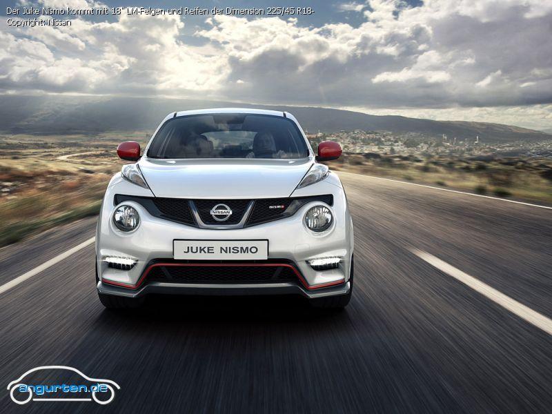 Nissan juke nismo fotos bilder for Bilder nissan juke