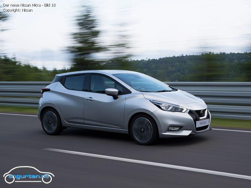 Foto Bild Der Neue Nissan Micra Bild 18 Angurten De