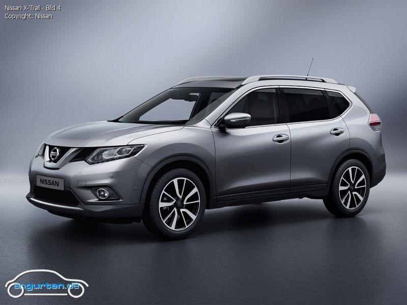 Nissan X-Trail 2014 - Fotos & Bilder