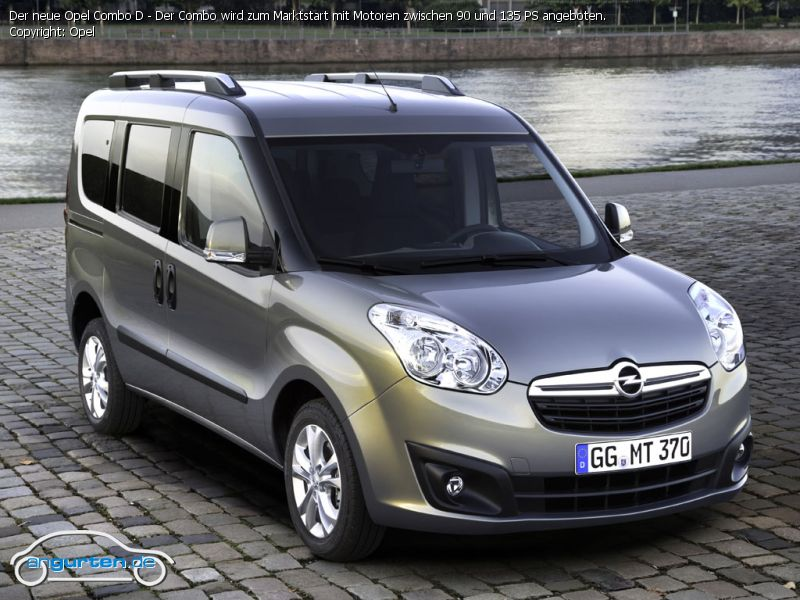 opel combo d fotos bilder. Black Bedroom Furniture Sets. Home Design Ideas