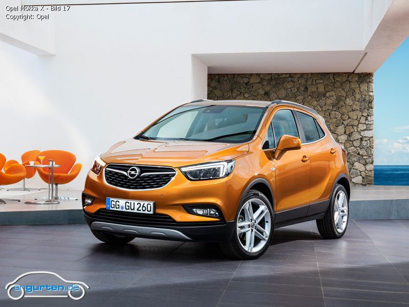 opel mokka x fotos bilder. Black Bedroom Furniture Sets. Home Design Ideas