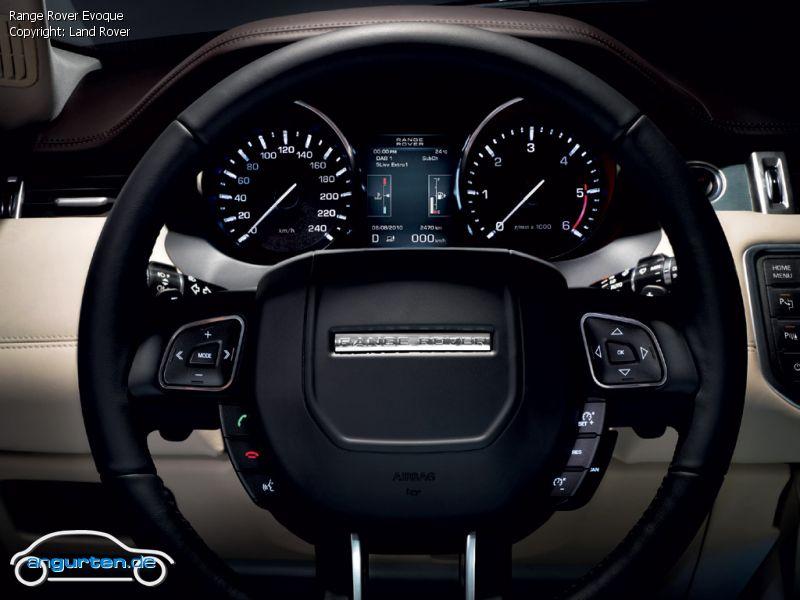 Land Rover Range Rover Evoque Fotos Amp Bilder
