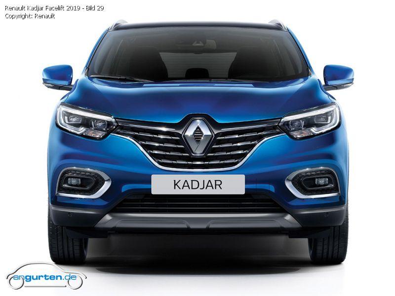 Renault Kadjar Fotos Amp Bilder