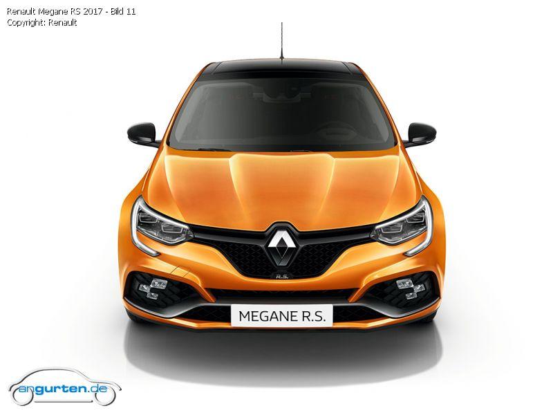 Renault Megane RS 2017 - Fotos & Bilder