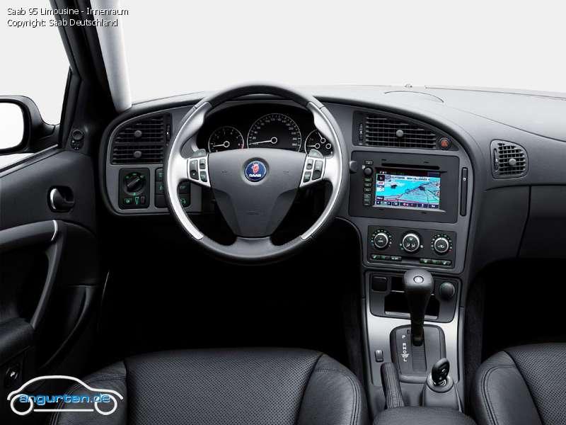 Foto Bild Saab 95 Limousine Innenraum Angurten De