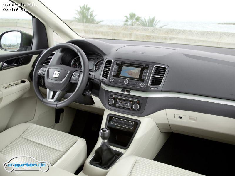 Mitsubishi Lancer Evolution >> Seat Alhambra - Fotos & Bilder
