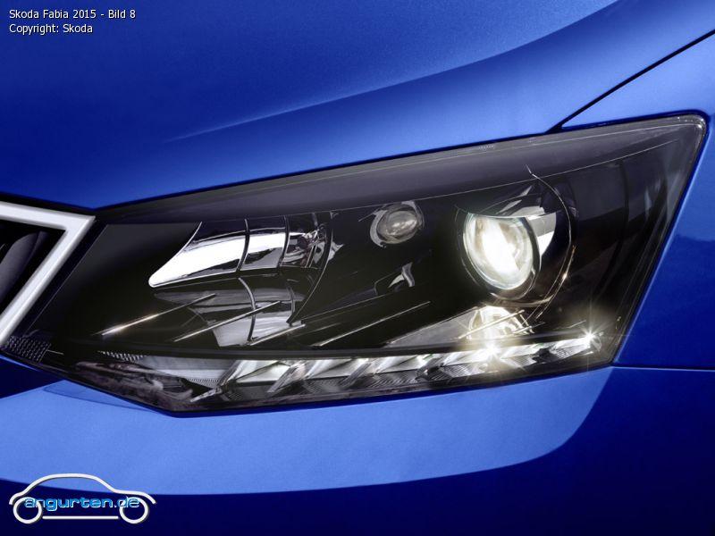 2015 Toyota Supra >> Skoda Fabia Combi 2015 Race-Blau Metallic - Farben