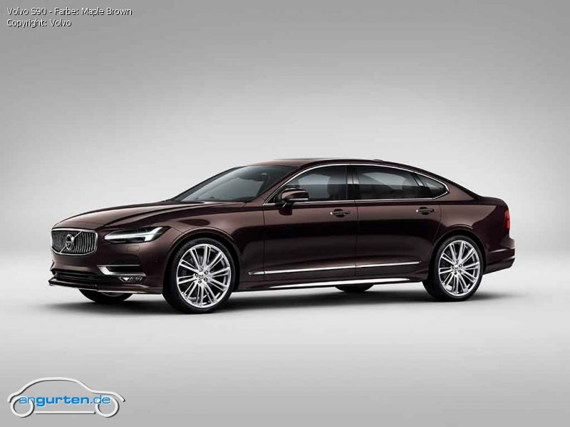 Volvo Xc40 Maple Brown Metallic Farben